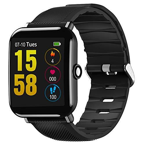 N\B W2 Smartwatch Sports Bluetooth 4.0 Heart Rate Monitor Pedometer Sleep Monitoring