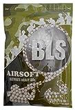 BLS BB弾 重量弾 1000発 (プラスチック) (アイボリー) (0.43g)