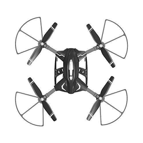 ZHCJH Drone de Quadcopter, F69Pro 2.4G 5MP 1080P Cámara granangular de WiFi FPV HD Drone Plegable de RC Quadrocopt