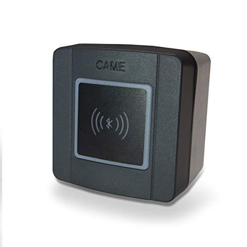 CAME 806SL-0210 SELB1SDG1 Bluetooth Schalter 15 Benutzer, Graue Abdeckung