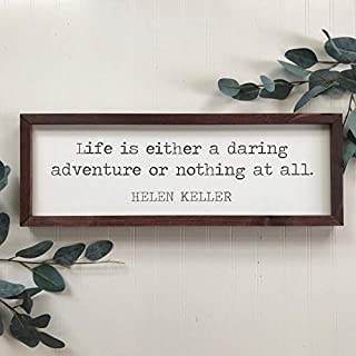 Best life is a daring adventure Reviews