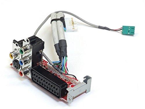Medion MS-4073 Video Adapter Board Scart...