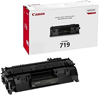 Canon All-in-one Toner Cartridge - 719, Black