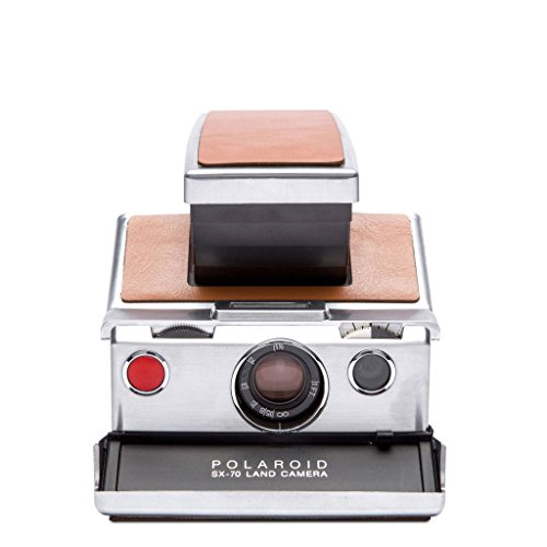 Polaroid SX-70 Kamera Silber refurbished