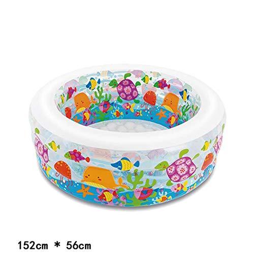 Kinderbadje voor kinderen voor volwassenen voor Gardens Ocean Ball Pool met pomp