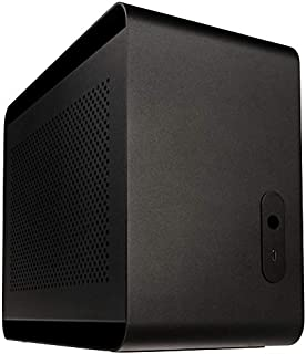 Caja Streacom DA2 Mini-ITX- Negro ST-DA2B