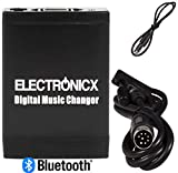 Elec-M06-MBUS-BTAdattatore MP3 USB SD AUX vivavoce Bluetooth compatibile con Alpine M-Bus TDM CDM, autoradio