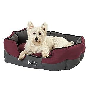 Bunty Ancre doux pour chien étanche lavable résistant pour animal domestique Panier Tapis de coussin