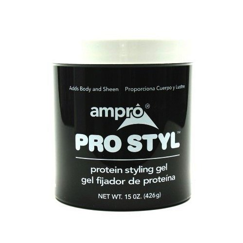 Ampro Pro Style Protein Sale item All stores are sold Styling Gel Pack 15 3 Ounce of
