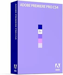 Adobe Premiere Pro CS4 (V4.0) 日本語版 Windows版 (旧製品)