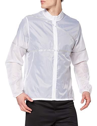 Reebok Cd5439 Veste de sport pour homme M Blanc