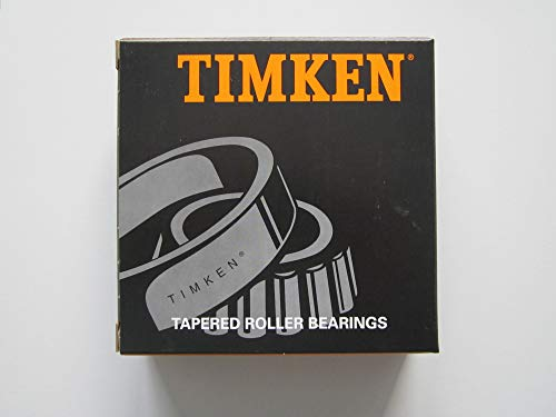 Timken HM926710D Tapered Roller Bearing, Double Cup, Standard Tolerance, Straight Outside Diameter, Steel, Inch, 9.0000