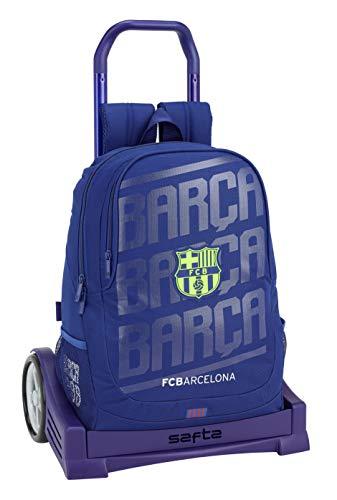 FCB FC Barcelona ST611826860 Equipaje para niños, Azul, 44 cm