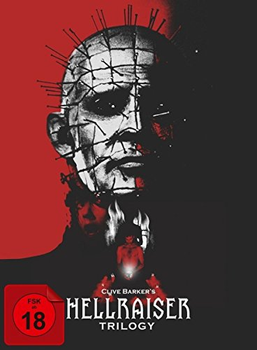 Hellraiser Trilogy - Collector's Edition im Digipak [Blu-ray]