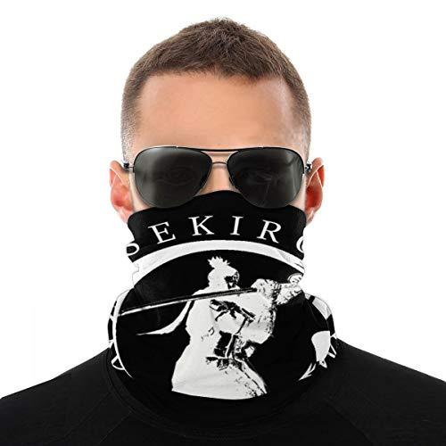 Sekiro Shadows Die Twice Shinobi Enso Emblem Weiß Vielfalt Kopftuch Fahrrad Magic Headwear Neck Gaiter Face Bandana Schal