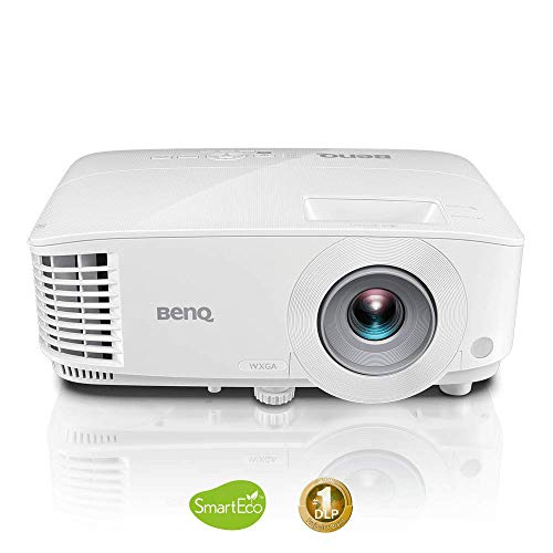 Benq MW732 Video - Proyector (4000 lúmenes ANSI, DLP, WXGA (1280x800), 20000:1, 16:10, 762 - 7620 mm (30 - 300'))
