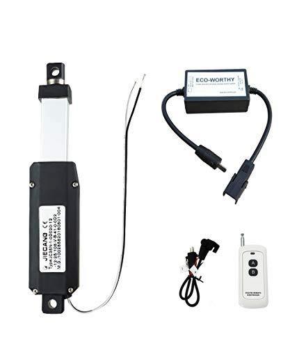 20N(4.5lbs) 1 Inch High Speed 15mm/s (0.6