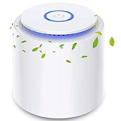 BOYON Air Purifiers for Home Bedroom with H13 T...