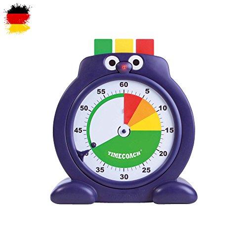 Unbekannt Die intelligente Zeituhr Timer Lernuhr Stoppuhr für Kinder Eltern Lehrer Schule, Uhr, Zeit, Lernen, Fördernder Lernfaktor und Spaßfaktor ist sehr groß,