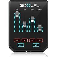 TC-Helicon DJ Mixer (Go XLR Mini)