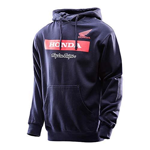 Troy Lee Designs Pullover Honda Wing Block Blau Gr. M
