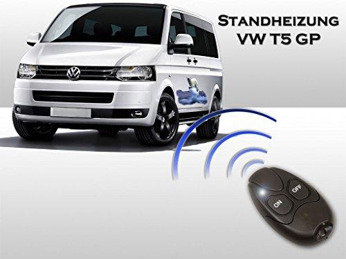 Kufatec mando a distancia para Stand Calefacción-Webasto 7VL