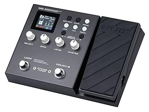 NUX/MG-300 Modeling Guitar Processor マルチエフェクター