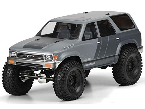 Pro-Line Racing Proline 348100 1991 Toyota 4Runner Clear Body for 12.3' Wheelbase Scale Crawlers