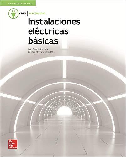 LA - INSTALACIONES ELECTRICAS BASICAS. GM. LIBRO ALUMNO.