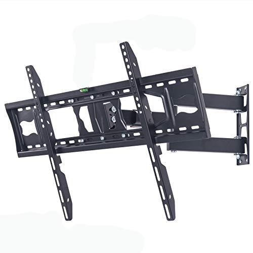 Amazon Basics, supporto a parete per TV da 50-85 , con braccio triplo e movimento multidirezionale, gamma Essentials