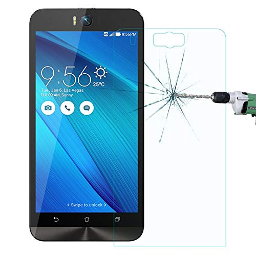 GGQQ AGAN AYCD für Asus Zenfone Selfie / ZD551KL 0,26 mm 9H + Oberflächenhärte 2.5d explosionsgeschützter gehärteter Glasfilm