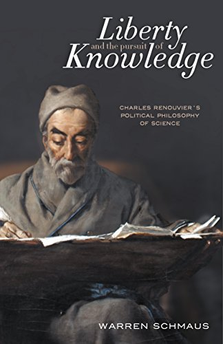 Compare Textbook Prices for Liberty and the Pursuit of Knowledge: Charles Renouvier's Political Philosophy of Science 1 Edition ISBN 9780822945352 by Schmaus, arren