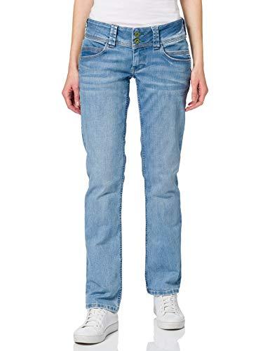 Pepe Jeans Venus Jeans, 000DENIM, 32 Womens