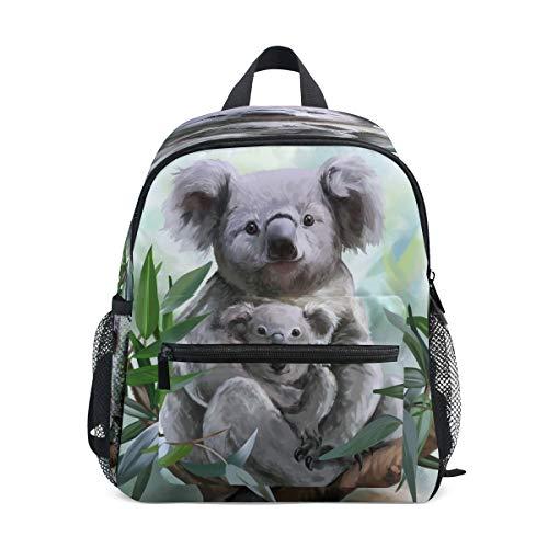 Hunihuni Mochila para niños, diseño de koala