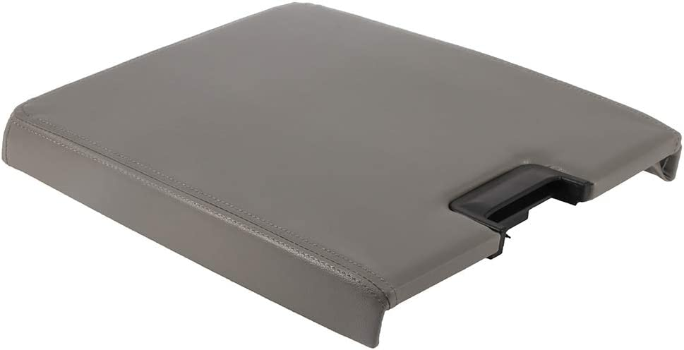 LUJUNTEC Center Console Bargain Armrest Latch Lid Choice 2 with Cover fits Skin