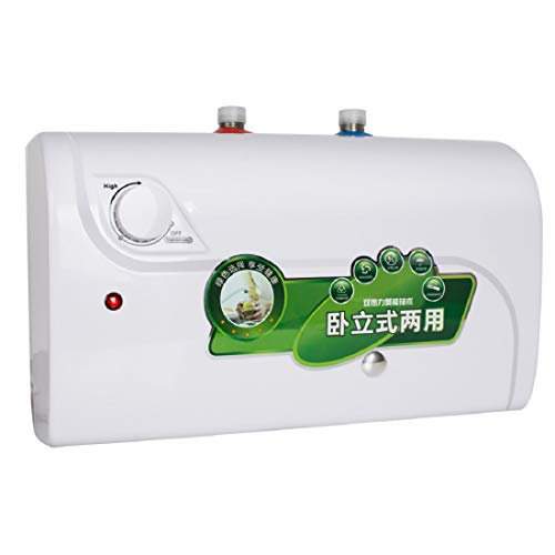 Tinsay 1500W 30℃~65℃ 8L Tank Electric Hot Water Heater Indoor Household Bathroom Kitchen (US Shipping)