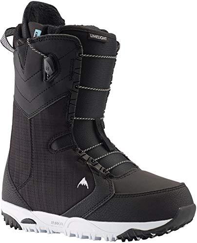 Burton Limelight Snowboard Boots Womens Sz 10 Black