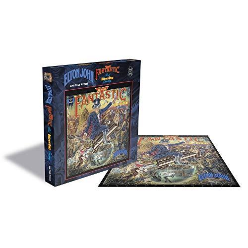 Captain Fantastic And (500 Piece Puzzle)