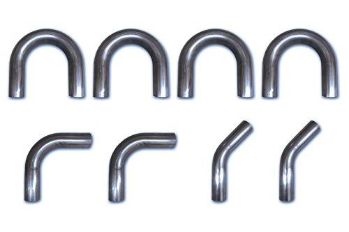 Kit de construction de mandrin en acier inoxydable 304 70 mm 45 90 180 degrés