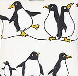 Textile London Pinguine Comical Happy Feet Digital