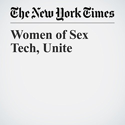 Women of Sex Tech, Unite audiobook cover art