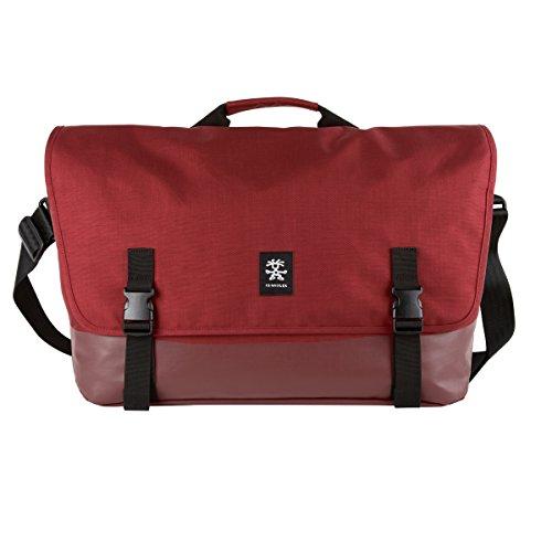 Crumpler Laptoptasche Private Surprise, firebrick red/dk. red, 55cm x 18cm x 32.5cm (LxBxH), PS-XL-002