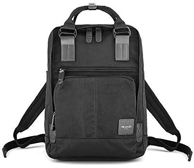 "Himawari School Waterproof Backpack 14.9"" College Vintage Travel Bag for Women?14 inch Laptop for Student"