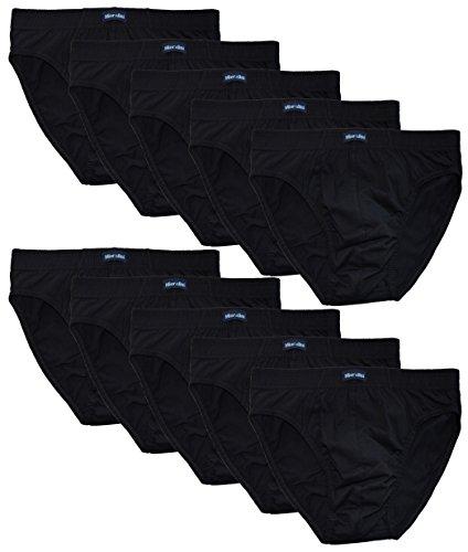 MioRalini 10 Hombres Slip Cotton sin intervención