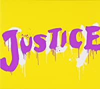 JUSTICE (CD only)