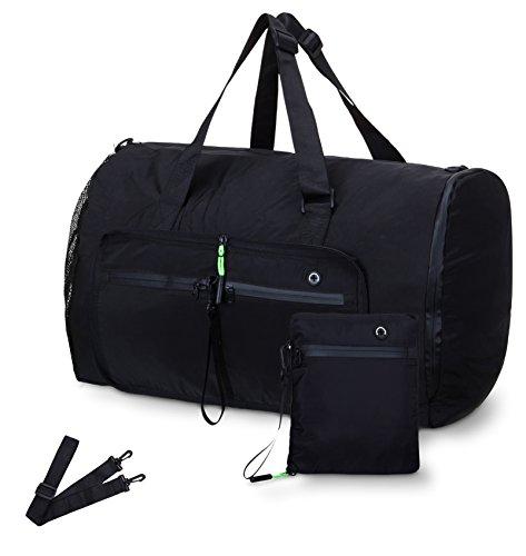 Msicyness reistas 70 l reistas grote sporttas fitness tas voor mannen en vrouwen waterdicht weekender tassen met schoenenvak