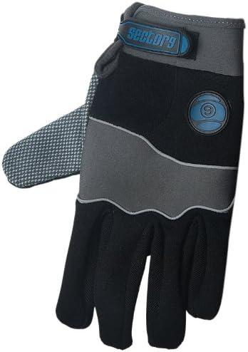 Sector Cheap bargain Spring new work 9 Apex Slide Small Medium Black Glove