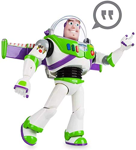 Disney Advanced Talking Buzz Lightyear...