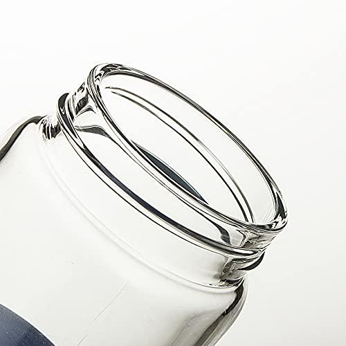 Taza de vidrio creativa Estudiante Taza de conejo de dibujos animados lindo Taza de vidrio de silicona Regalo, Tazas de conejito lindo Tazas de vidrio Té Tazas de jugo de leche Tazas de vidrio para el