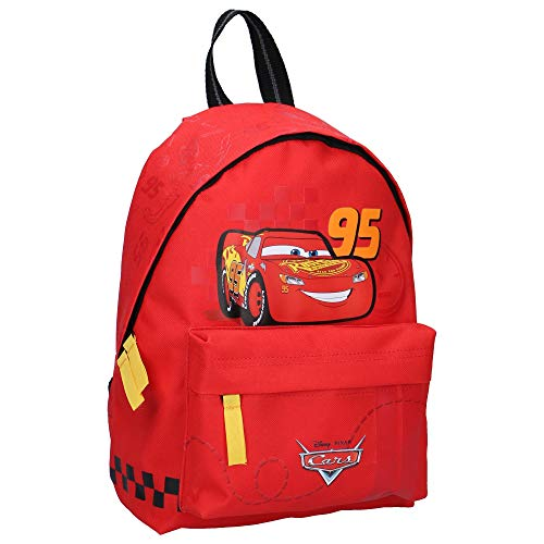 Disney Cars Kinderrucksack - Lightning McQueen - Rot